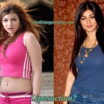 Ayesha Takia Plastic Surgery Before and After Picture