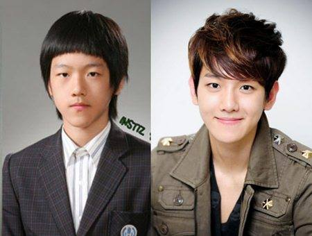 BaekhyunEXOPlasticSurgeryPic Baekhyun EXO Plastic Surgery Before and After Pictures