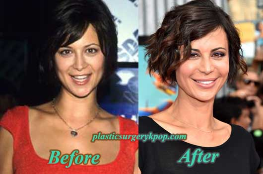 CatherineBellPlasticSurgery Catherine Bell Plastic Surgery Before and After Facelift and Boob Job