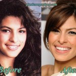 Eva Mendes Plastic Surgery Boobs Job, Nose Job Before After Pictures