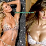 Heidi Klum Nose Job Before and After Plastic Surgery Pictures