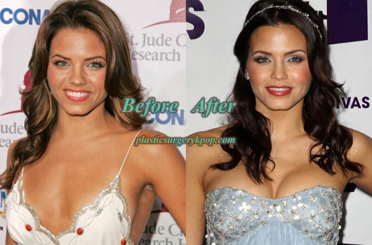 JennaDewanBoobsJob Jenna Dewan Plastic Surgery Boobs and Nose Job Before After Pictures