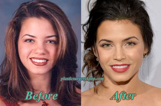 JennaDewanTatumPlasticSurgery Jenna Dewan Plastic Surgery Boobs and Nose Job Before After Pictures