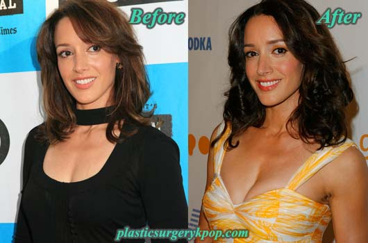 JenniferBealsBoobJob Jennifer Beals Plastic Surgery Before and After Pictures