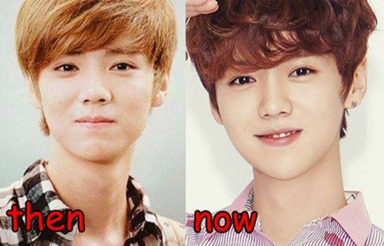 LuhanEXOPlasticSurgeryPicture Luhan EXO Plastic Surgery Before and After Picture