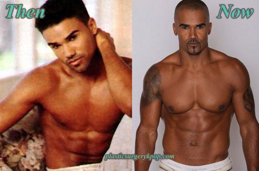 ShemarMoorePlasticSurgeryBeforeAfter Shemar Moore Plastic Surgery Before and After Pictures