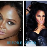 lil kim 150x150 Lil Kim Plastic Surgery Before and After