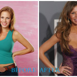Nikki Cox plastic surgery pics (Before and After)