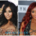 Snooki plastic surgery photos (before and after)